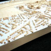 Reading's School of Architecture gifted with large-scale physical model of town centre