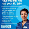 Have you had your flu jab yet?