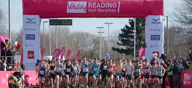 Reading Half Marathon enrolment closing soon