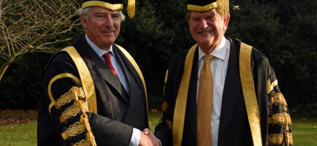 University of Reading anoints new Chancellor