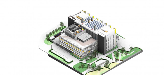 Plans published for new Health & Life Sciences Building at Reading University