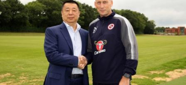 Jaap Stam Signs New Contract With ReadingFC – 2019