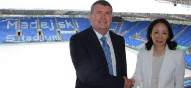 Reading Football Club Announce Ron Gourlay As Chief Executive