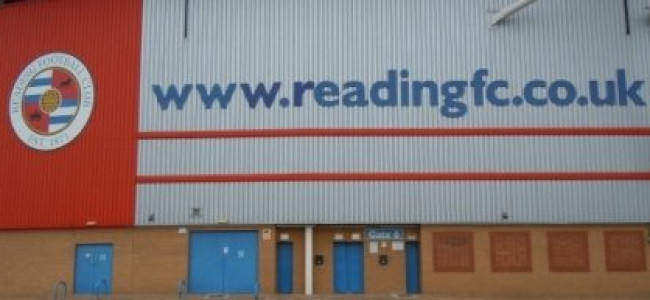 Watch Reading FC For £5 – Celebrate 500 Games at Madejski