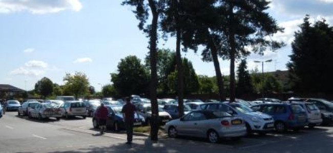 Woodley Car Park Charges Now Permanent