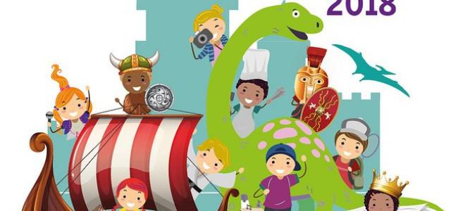 Reading Childrens Festival 2018