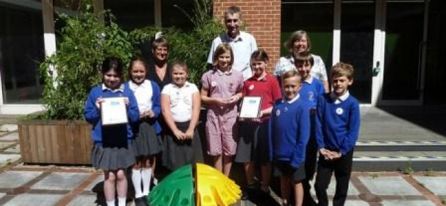 Modeshift Stars Accreditation For Heights and Moorlands Children