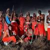 Maasai Cricket Warriors at Palmer Park This Sunday