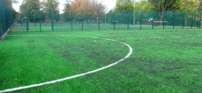 Palmer Park Sport Facilities Improvement Work Complete