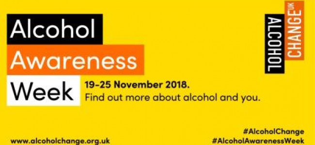 Alcohol Awareness Week 2018