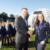 Biodome To Teach Pupils About Sustainable Living