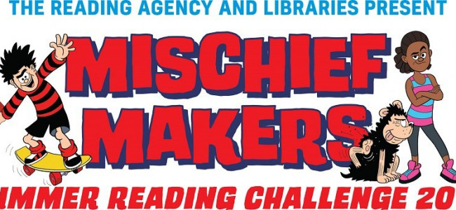 Over 1,700 Children Take Part in Summer Reading Challenge 2018