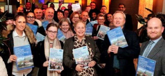 Abbey Quarter BID and Renewal of Reading Central BID Launched