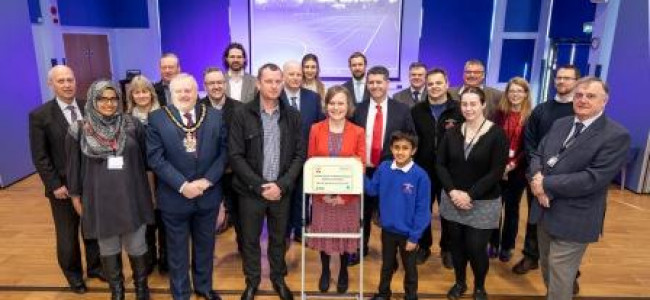 Loddon Primary School In Earley Celebrates £3.8 Million Expansion