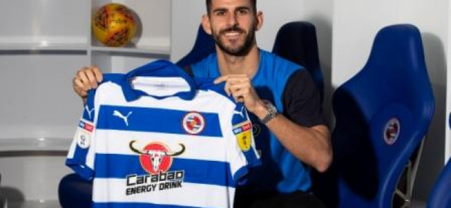 Nelson Oliveira Joins ReadingFC On Loan