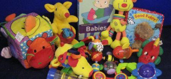 Toy Library Launch at Reading Central Library