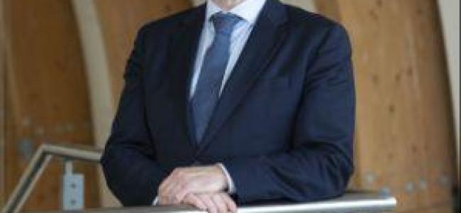 Professor Robert Van de Noort appointed as Vice-Chancellor of the University of Reading