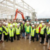 New Bulmershe Leisure Centre Update – Steelworks In Place