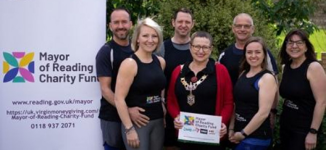 13 Runners Will Run Reading Half Marathon for Mayors Charity Fund