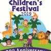 Forbury Fiesta in the Forbury Gardens – Children's Festival 2019