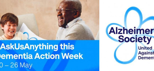 Free Event to Mark Dementia Action Week 2019
