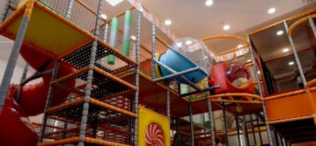Soft Play Area at Loddon Valley Leisure Centre Opens