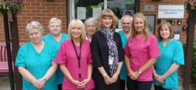 Reading Council Celebrates 'Good' Rating for Extra Care Home from Inspectors