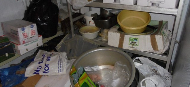 Reading Takeaway Fined Over £12K for Poor Food Safety and Hygiene