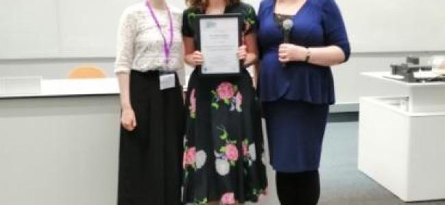 Reading University Lecturer Wins Top Psychology Teaching Award