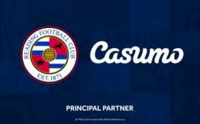 Casumo Signs Two-year Partnership Deal With Reading Football Club