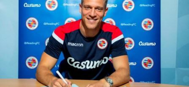 Michael Morrison Moves to ReadingFc