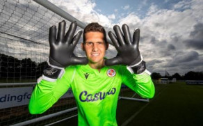 Brazilian Goalkeeper Rafael Joins ReadingFC