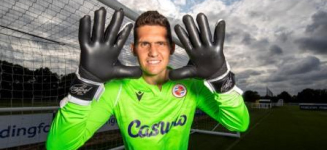 Brazilian Goalkeeper Rafael Joins ReadingFC