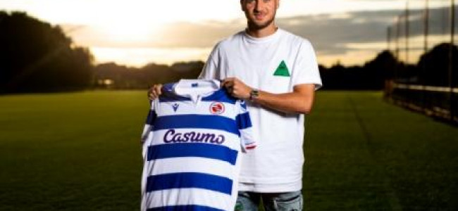 George Puscas Signs Permanently for ReadingFC From Inter Milan