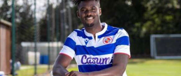 Judilson Mamadu Tuncara Gomes, but known as Pele joins ReadingFC