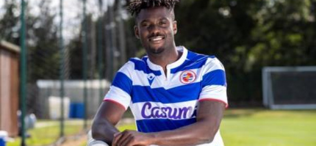 Judilson Mamadu Tuncara Gomes, but known as Pele joins ReadingFC