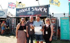 Noodle Shack Tops the Reading Festival Alfresco Awards 2019