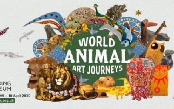 World of Animals At John Madejski Art Gallery