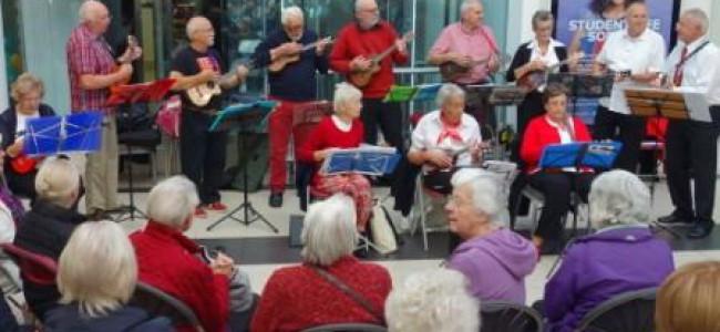 National Older People Day 2019 Celebration In Reading