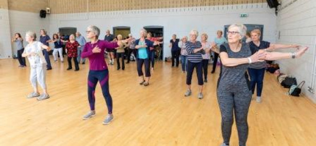 International Day of Older Persons – Celebrated At Loddon Valley