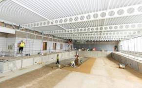 Bulmershe Leisure Centre Works Update