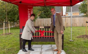 Shinfield Allotments  Donated By University Of Reading