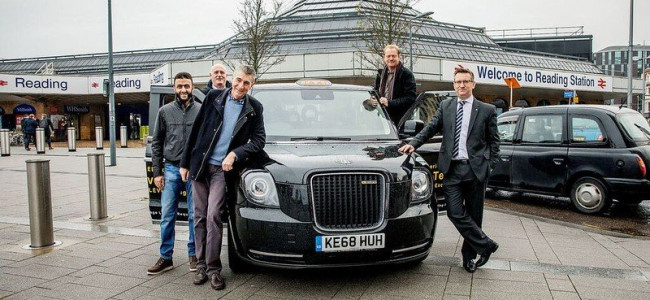 Reading Electric Taxi Scheme – Test Drive Extension
