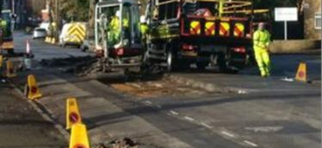 Reading Roads Will Benefit From £9 Million Investment In repairs