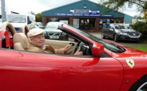 Doctor Helps his Elderly Grandad by Starting New Business in Berkshire