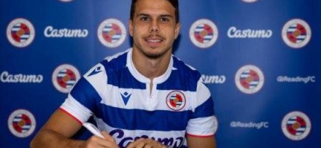 ReadingFC Sign Brazilian Midfielder Felipe Araruna