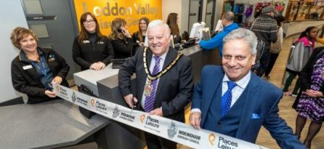 Loddon Valley Leisure Centre £2 Million Works Now Complete