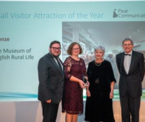 MERL Starts 2020 With Award Win And Grant Funding