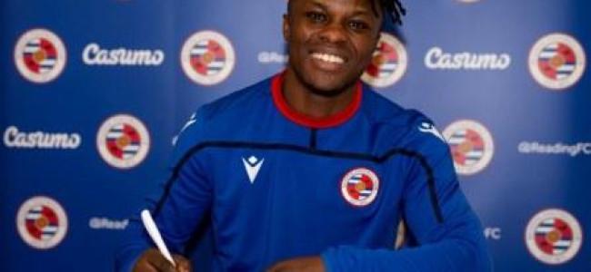 Ayub Masika Signs On Loan To ReadingFC