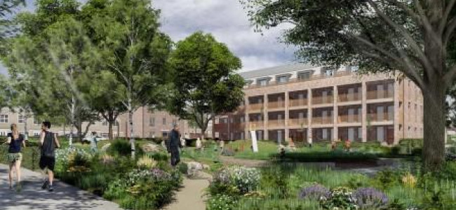 New Council Housing Proposal For Coley, Reading